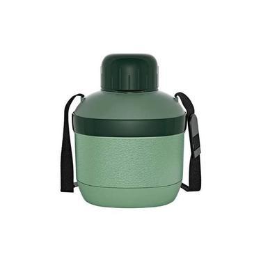 Imagem de Cantil Térmico Hidratação Invicta 500 Ml Com Alça Militar