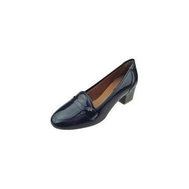 10b88c6749 Sapato Feminino Azul Shoptime