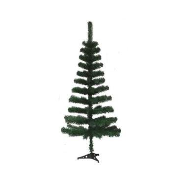 Árvore De Natal Canadense Verde 120 Cm 150 Galhos - Magizi