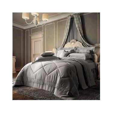 Imagem de Edredom King Plumasul Château Versailles 400 Fios 280x260