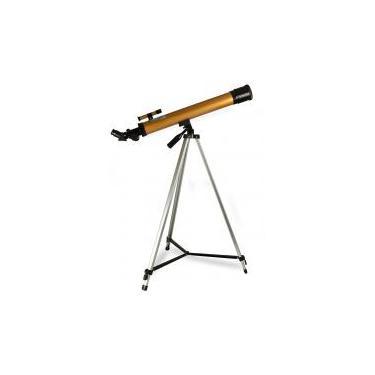 Telescopio astronomico refrator profissional 50/100x completo  - GT313 - Lorben