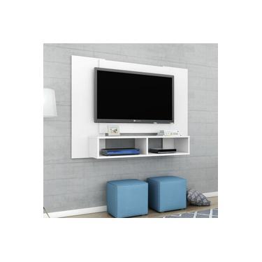 Painel Navi para Tv de Até 48 Polegadas - Avelã - Móveis RPM