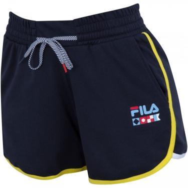 Shorts Fila Acqua Fem Fila Feminino