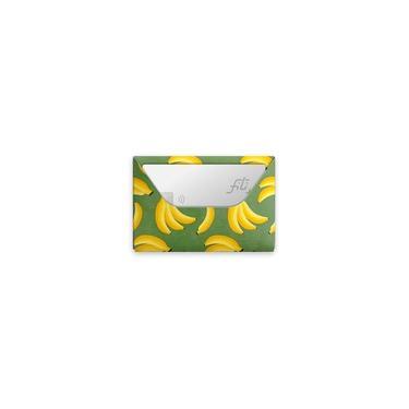 Aba Fiti | Carteira Prática E Consciente | Banana Verde