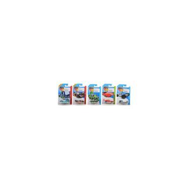 Imagem de Kit com 5 Carrinhos da HotWheels Sortidos - Mattel D7C3