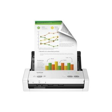 Scanner Portátil Brother USB, Wi-Fi - ADS-1250W