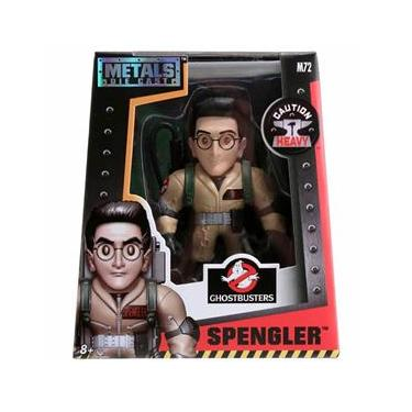 Figura Ghostbusters Jada Metal Die Cast Spengler M72 Dtc