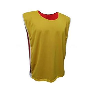 Kit Colete Dupla Face com 20 peças - Kit 20 Coletes Duplo Amarelo x  Vermelho - Tamanho G b07f3eb586f80