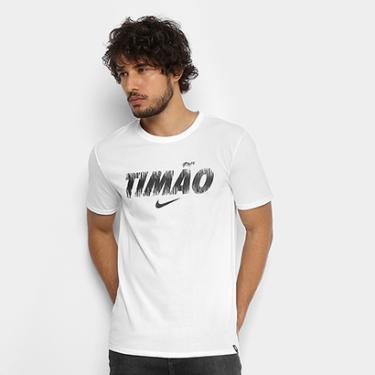 529415fe8a Camiseta Corinthians Nike Dry Masculina - Masculino