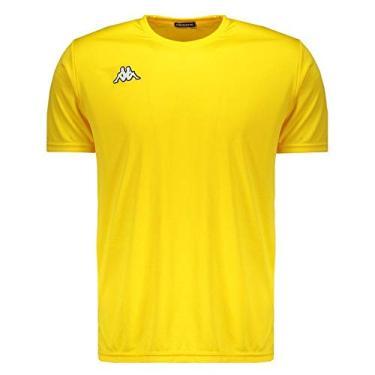 152202f173b91 Blusa Esportiva Camiseta Amarelo