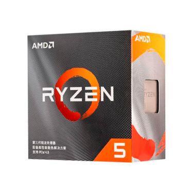 AMD Ryzen™ 5 3500X Hexa Core - 6 Threads - 3.6GHz (4.1 GHz Turbo) - Cache 35MB - AM4 - TDP 65W - 100
