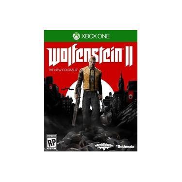 Jogo Xbox One Wolfenstein 2 The New Colossus