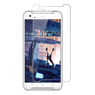 [2 unidades] Película protetora de tela para HTC One X9, vidro temperado transparente, protetor de tela resistente a arranhões para HTC One X9 de 5,5 polegadas