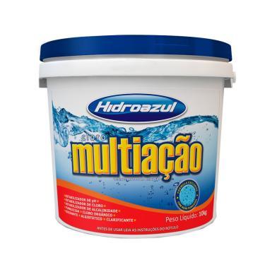 Imagem de Cloro Multiação Hidroazul - 10Kg