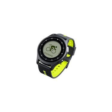 Monitor Cardiaco Atrio Sportwatch Chronus + GPS Preto - ES252