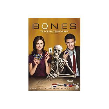 Coleção Bones 3ª Temporada