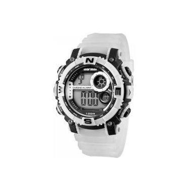 Relógio de Pulso Masculino Mormaii Analógico Digital Cronômetro ... abc1b87455