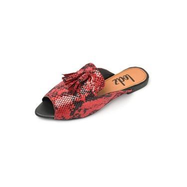 Mule Mary Lodz Shoes Cobra Vermelha
