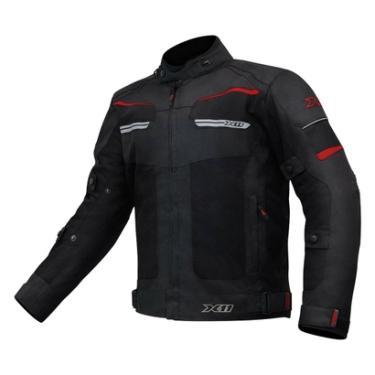bf3df4f1cb Jaqueta Moto X11 Breeze Masculina Ventilada 100% Impermeável - Masculino