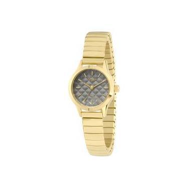 25b798a046d Relógio Feminino Analógico Condor CO2036KOA 4C - Dourado