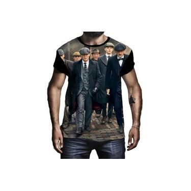 Camiseta Camisa Peaky Blinders Séries Filmes Seriado Hd 01