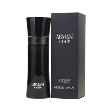 Perfume Armani Code Masculino Eau de Toilette Pour Homme Giorgio Armani -  125ml 6d8adb8b12