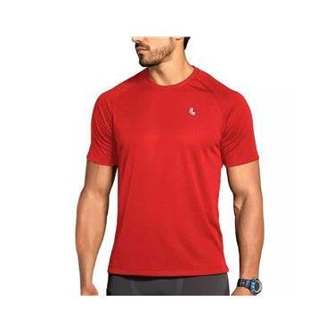 Camiseta masculina fitness - Para Prática de esporte e musculação