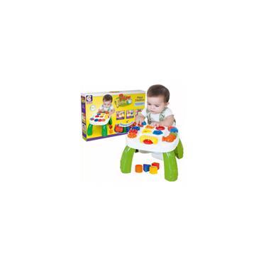 Imagem de Mesa Didática Infantil Mesinha Atividades Educativa Cotiplas