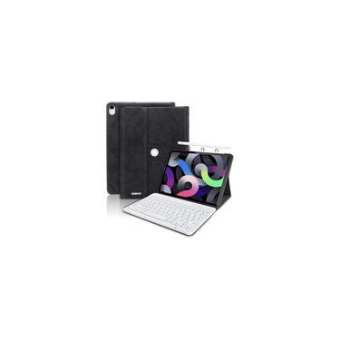 Imagem de IPad Air 4ª Geração 2020 Case com Teclado, iPad 10.9 em Caixa de Teclado, Teclado Bluetooth sem fio destacável para iPad 10.9, iPad Air 4th Gen Case com teclado
