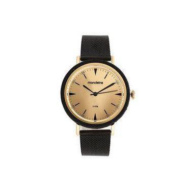 d54babe82d9 Relógio de Pulso Feminino Mondaine Analógico Casual Submarino ...