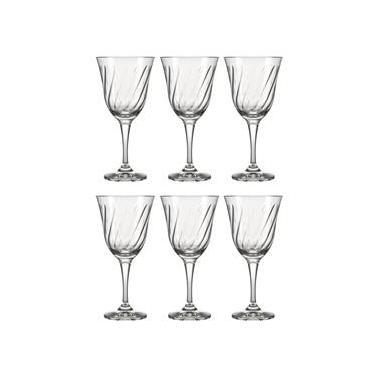 Conjunto de Taças para Água Nadir Lírio 365 ml – 6 Peças