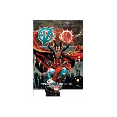 Os Vingadores. Vingadores Infinitos - Jonathan Hickman - 9788542610581