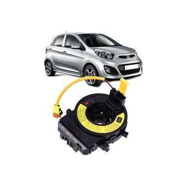 Cinta Airbag Hard Disc Kia Picanto 1.0 3cc Com Controle de Som 2012 à 2018
