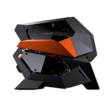 Gabinete Gamer Cougar CONQUER 2 RGB Vidro Temperado, Full Tower - 109CM10001-01