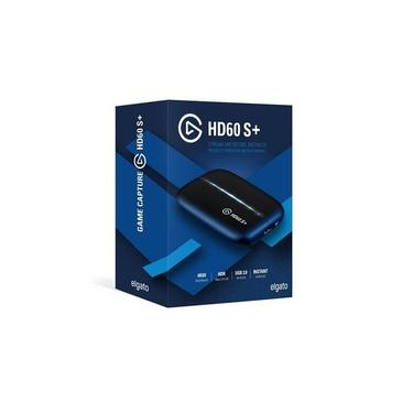 Placa de Captura Elgato Game Capture HD60 S+ 4K Full HD