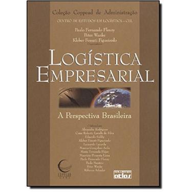 Logistica Empresarial a Perspectiva Brasil - 1ª Edição 2000 - Fleury, Paulo Fernando - 9788522427420