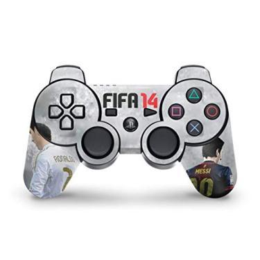 Skin Adesivo para PS3 Controle - Fifa 14 2014