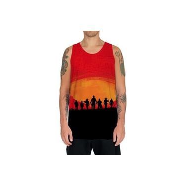 Camiseta Camisa Regata Red Dead Redemption 2 Jogo Game 04