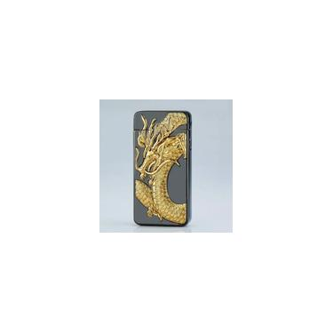 Halashop-Pulsed Arc Isqueiro Isqueiro USB cigarro elétrico duplo arco de plasma Lighter