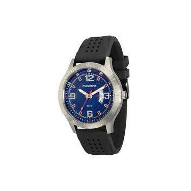 74256c4bc38 Relógio de Pulso Masculino Mondaine Analógico Metal