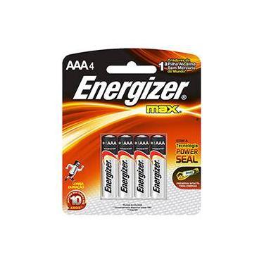 Pilha Energizer Max AAA - Energizer