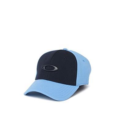 BONÉ OAKLEY TINCAN (ETHERAL BLUE 67R, S/M)