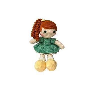 Boneca Anne - Amigurumi no Elo7 | Miss Maju (11B215D) | 375x375