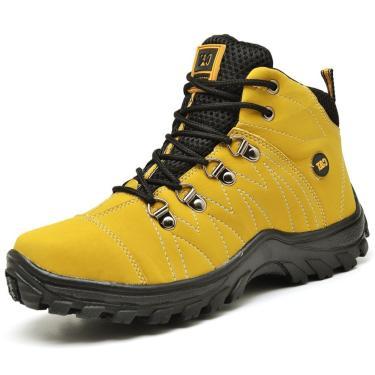 Bota Coturno Tratorada Caterpillar Trivale Shoes  masculino