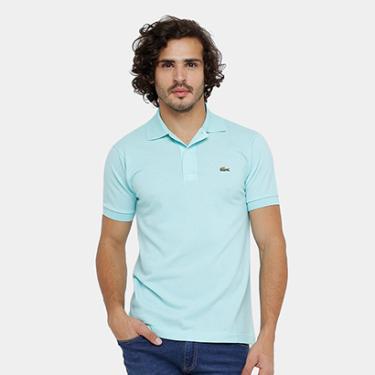 Camisa Polo Lacoste Piquet Original Fit Masculina - Masculino 234083ec26f4e