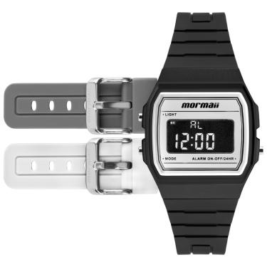 98793c8f15c Relógio Mormaii Unissex Maui Vintage - MOJH02AM 4B MOJH02AM 4B