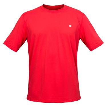 Imagem de Camiseta Active Fresh Mc - Masculino Curtlo GGG Vermelho