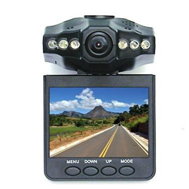 Imagem de Câmera Dvr Veicular Filmadora Automotiva Carro Dvr LCD HD Fotos Segurança