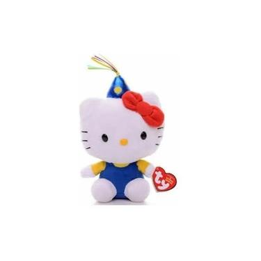 Imagem de Pelúcia Hello Kitty Festa Ty Dtc
