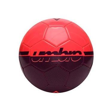 Bola de Futebol Umbro de Campo Veloce Supporter Coral Uva 5bcb6f593a74c